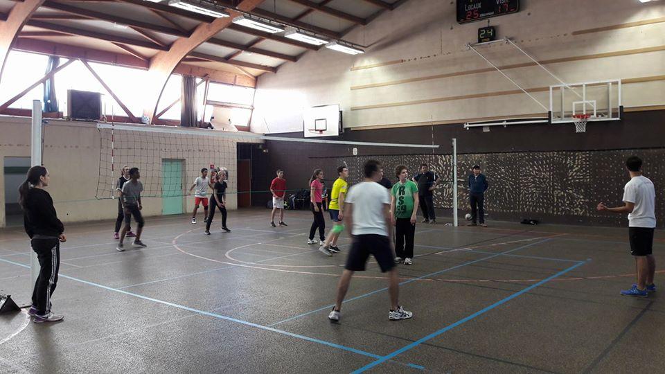 Volley Jeunes